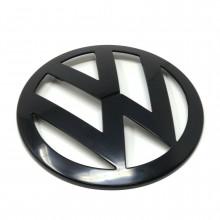 logo znak VW T5 Multivan Transporter černé do přední masky