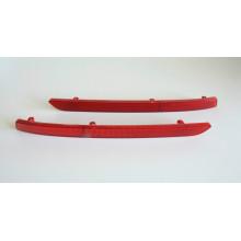 odrazka dlouhá VW T5 , T6 7E , červená - zadní