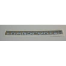 logo znak VW T6 nápis Transporter