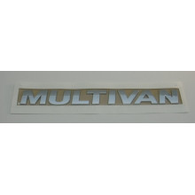 logo znak VW T6 nápis Multivan
