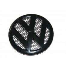 logo znak VW T5 nápis VW černé 165mm