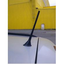 anténa VW prut krátký závit M5 délka antény 20cm