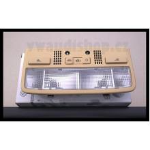 lampička stropní W8 - béžová