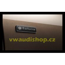 logo znak VW Exclusive nalepovací