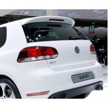 spoiler VW Golf 6 GTI horní zadní