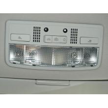lampička stropní VW W8 - šedá