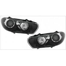 světla VW Scirocco 3 Bi xenon - přední