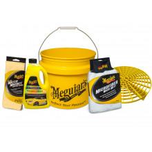 Meguiars Ultimate Wash & Dry Kit kompletní sada na mytí a sušení auta