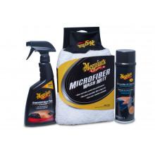 Meguiars Cabriolet & Convertible Kit kompletní sada na čištění a ochranu střech kabrioletů