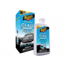 Meguiars Perfect Clarity Glass Sealant ochrana skel a oken s efektem tekutých stěračů 118 ml