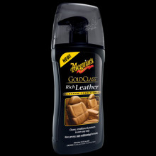 Meguiars Gold Class Rich Leather Cleaner/Conditioner čistič a kondicionér na kůži 400 ml