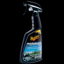 Meguiars Car Odor Eliminator - pohlcovač pachů 473 ml