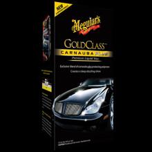 Meguiars Gold Class Carnauba Plus Premium Liquid Wax tekutý vosk s obsahem přírodní karnauby 473 ml
