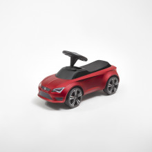 odrážedlo vozítko SEAT - červené