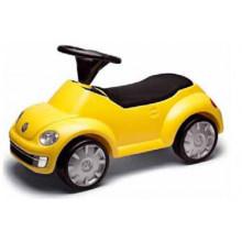 odrážedlo VW Beetle bílé červené šedé - dětské