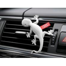 osvěžovač vzduchu Audi gecko gekon šedý borovice pomeranč