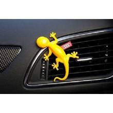 osvěžovač vzduchu Audi gecko gekon žlutý tropické ovoce