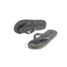 pantofle Audi žabky Audi quattro Flip Flop ® šedé unisex