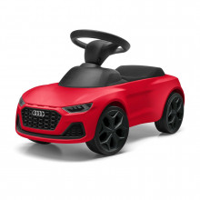 odrážedlo Audi Junior quattro červené autíčko