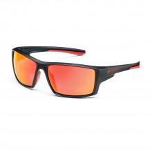 brýle Audi sluneční Audi Sport zrcadlové černočervené