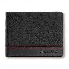 peněženka Audi pánská Audi Sport kožená kůže