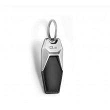 přívěsek klíčenka Audi kožená logo Q3