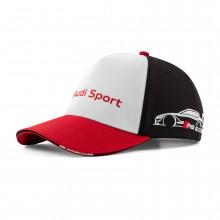 čepice kšiltovka Audi Sport edice DTM RS5