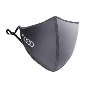 rouška Audi roušky sada červená a šedá barva original