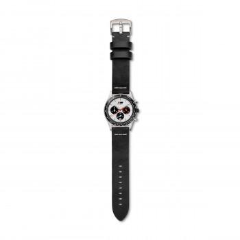 hodinky Audi Heritage chronograph černý pásek limitovaná edice