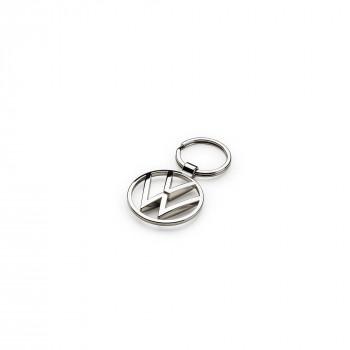 klíčenka přívěsek VW logo VW 3D chrom