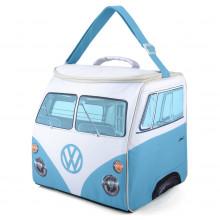 taška VW Bulli T1 chladící přepravka modrobílá 30litrů obsah