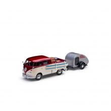 1:24 VW T1 Pickup Bus Bulli Typ 2 karavan surfprkno