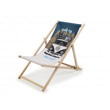 lehátko VW Bulli T1 skládací židlička heritage kolekce
