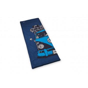 spacák VW Bulli T1 kolekce Heritage velký modrá barva