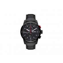 hodinky VW Volkswagen GTI Chronograph černočervené - pánské