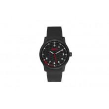 hodinky VW GTI černé s logem GTI