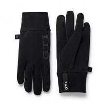 rukavice VW GTI funkční černé s nápisem GTI