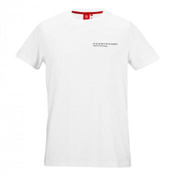 tričko VW GTI bílé s nápisem GTI na zádech pánské