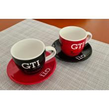 hrnek VW GTI espresso hrníček s talířkem edice Legend