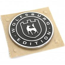 logo znak VW Wolfsburg Edition Plaketa