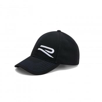 čepice kšiltovka VW Golf R motorsport černá s logem R