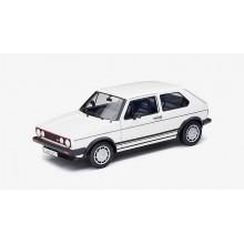 1:18 VW Golf 1 Pirelli GTI - bílá barva