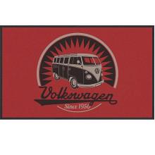 koberec rohožka VW T1 Bulli 50x75 cm Vintage BUS - různé druhy