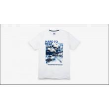 tričko VW Motorsport s nápisem Hard to Beat limitovaná serie pánské