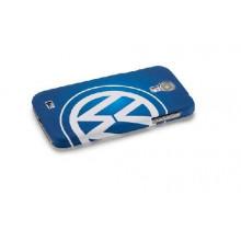 kryt na telefon VW s logem VW modrý Samsung S4