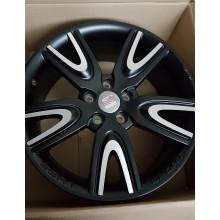 "18"" SEAT 8x18"" ET42 ALU disk SEAT Sport ráfek černý 3R0071497 3R0071496"