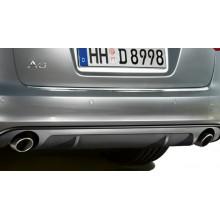 spoiler Audi A6 4F sedan Avant diffusor difusor original 4F0071620 9AX